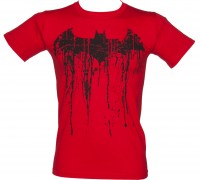 Red bat t-shirt